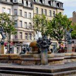 Halle Göbelbrunnen